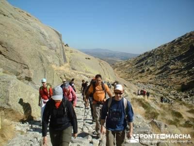 Laguna Grande de Gredos  - Sierra de Gredos; excursiones en madrid; viajes singles madrid